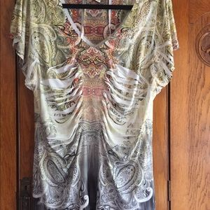 One World top size Large